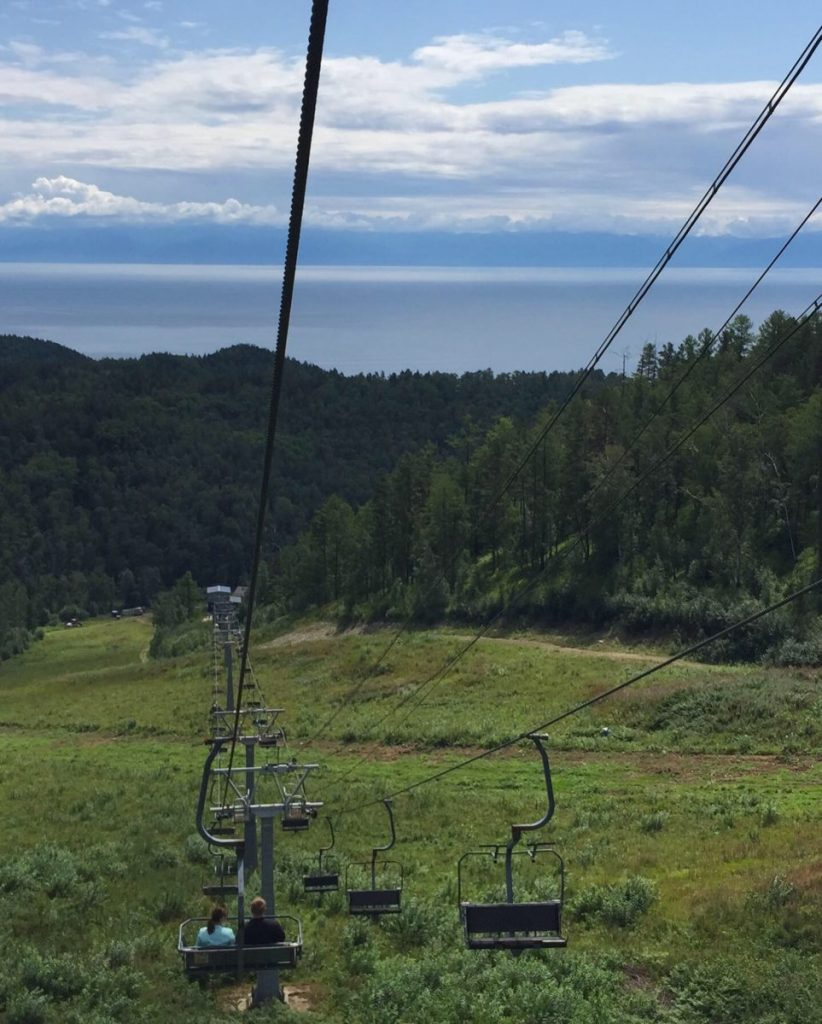 Listvyanka Lago Baikal 5