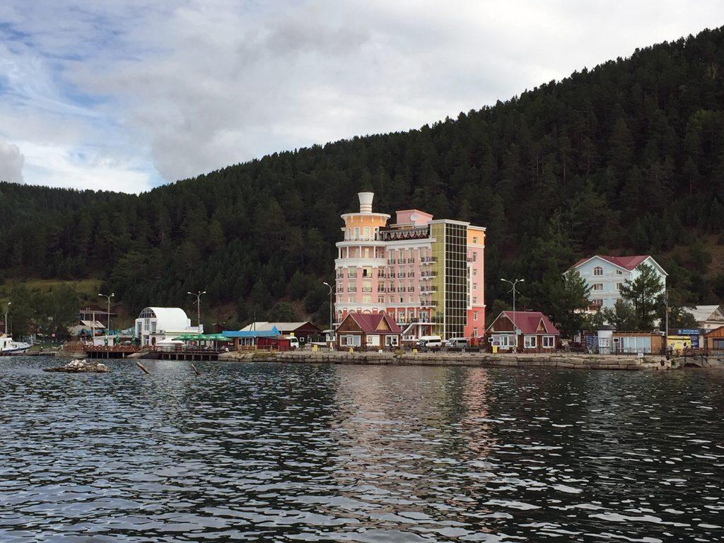 Listvyanka Lago Baikal 6