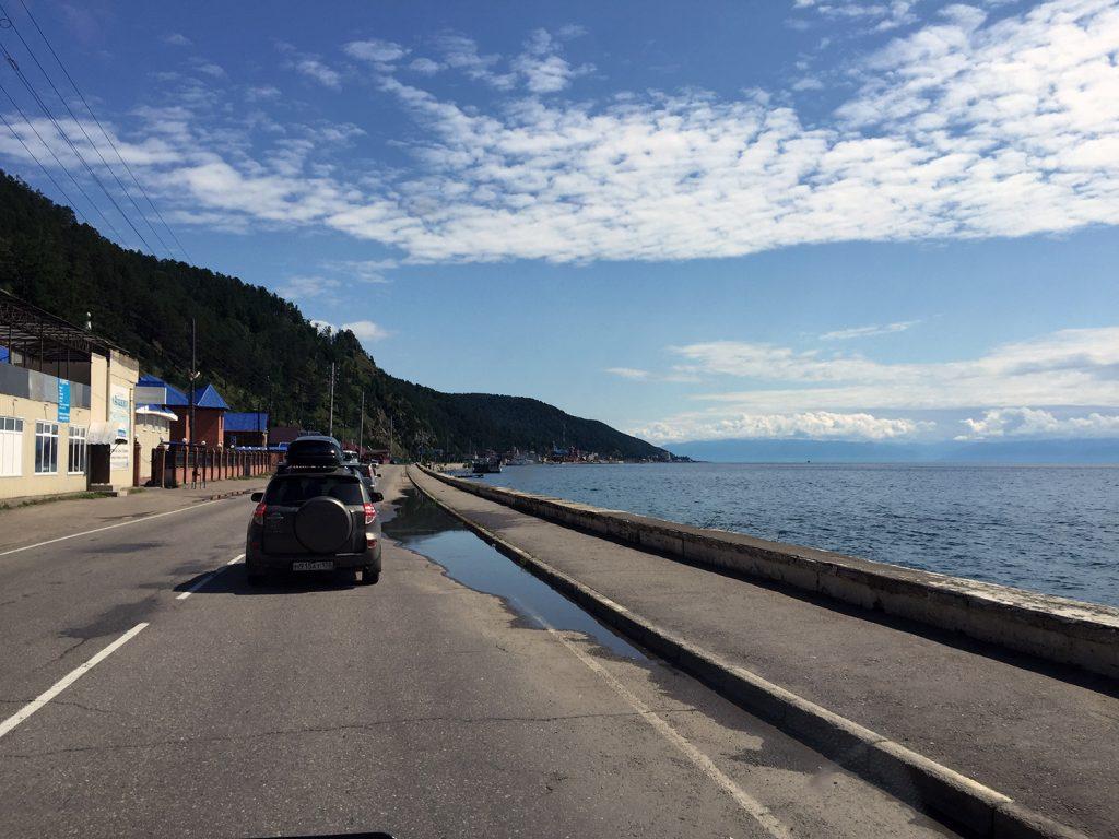 Listvyanka Lago Baikal 8