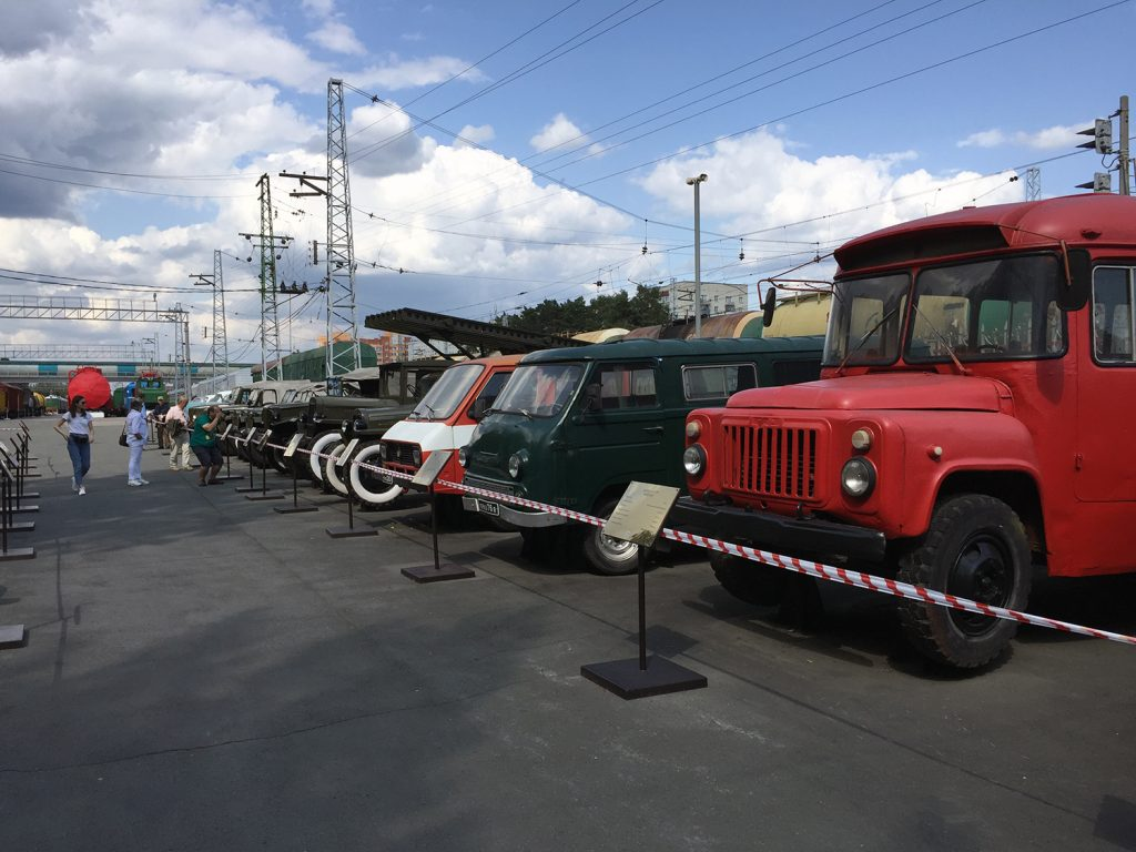 Museo Ferrocarril Novosibirsk 17