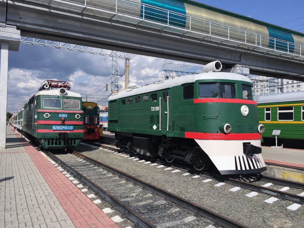 Museo Ferrocarril Novosibirsk 19