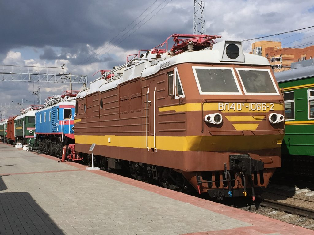 Museo Ferrocarril Novosibirsk 21