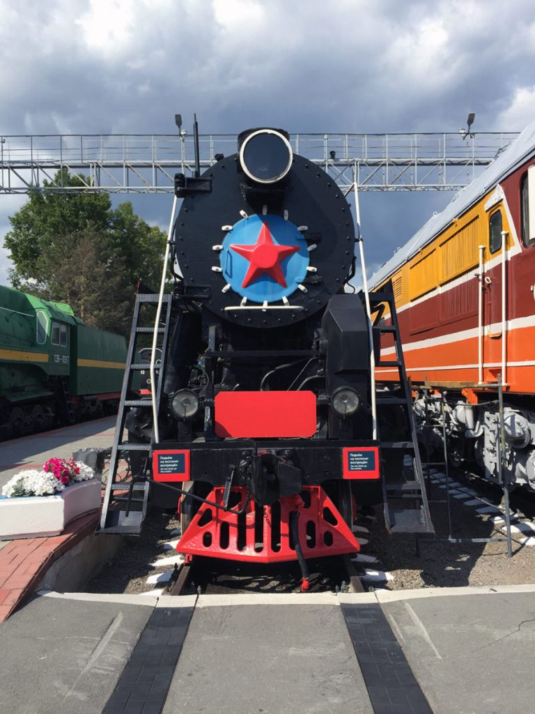 Museo Ferrocarril Novosibirsk 22