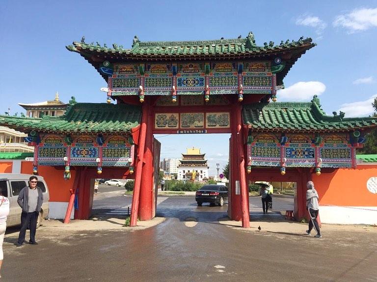 Transmongoliano Mongolia 1