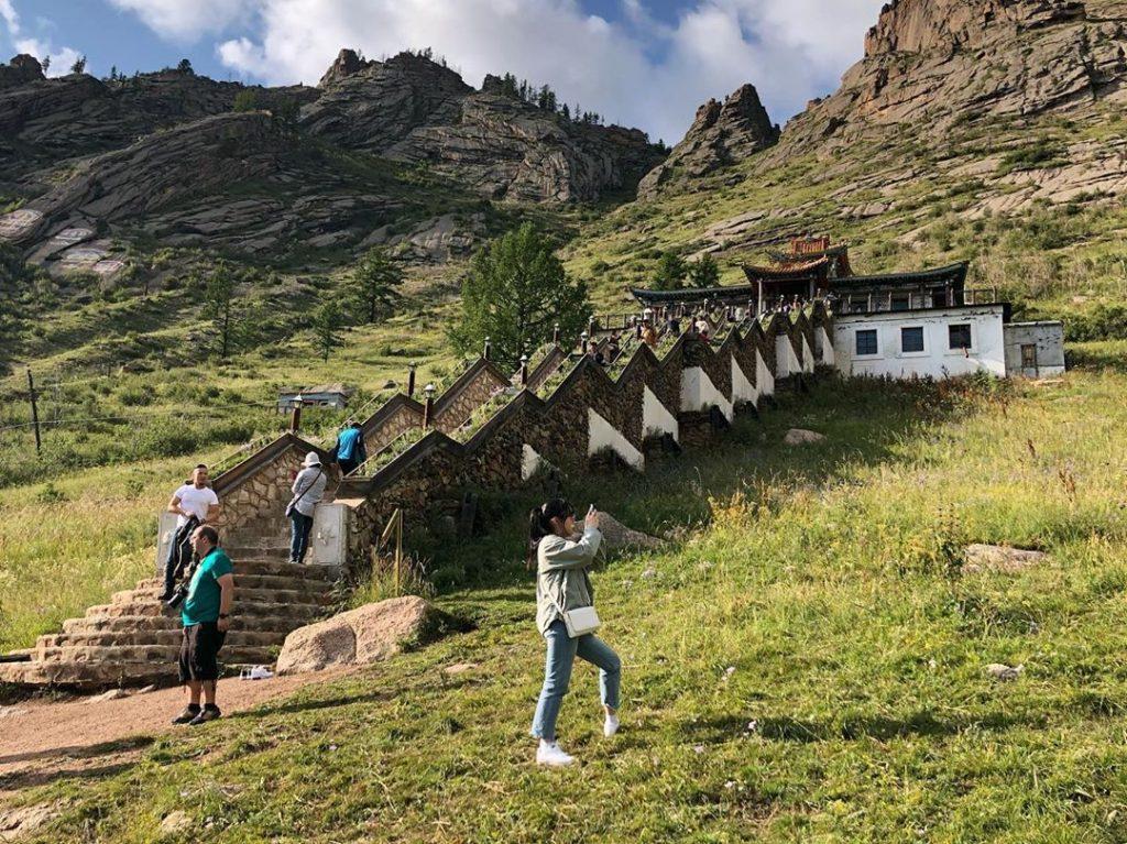 Transmongoliano Mongolia 15