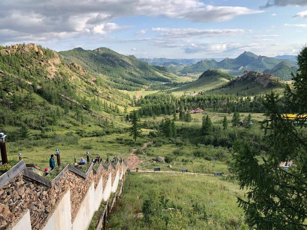 Transmongoliano Mongolia 16