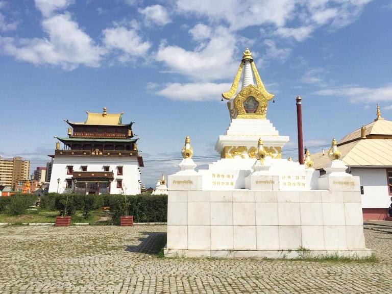 Transmongoliano Mongolia 2