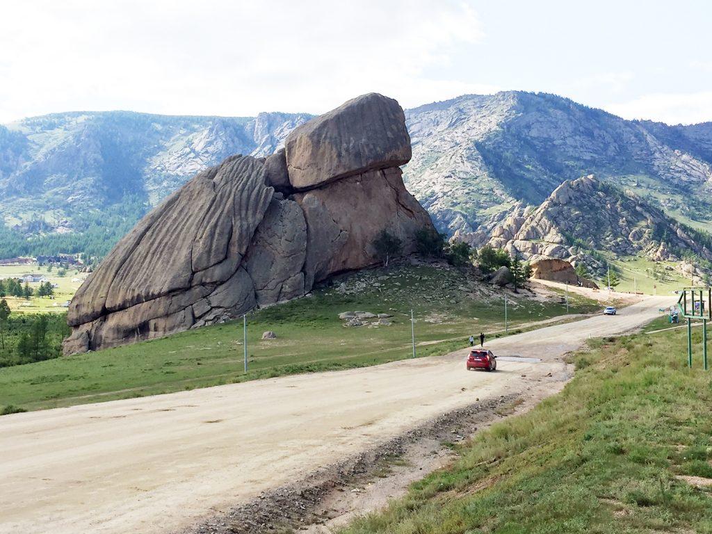Transmongoliano Mongolia 26