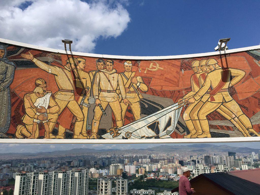 Transmongoliano Mongolia 36