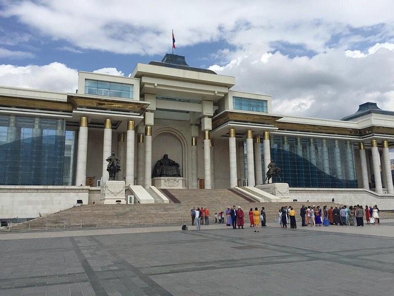 Transmongoliano Mongolia 6