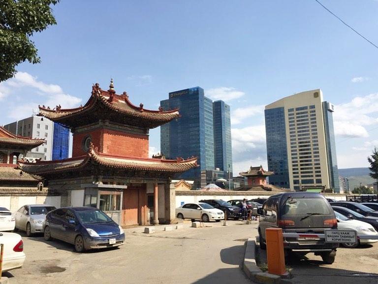 Transmongoliano Mongolia 7
