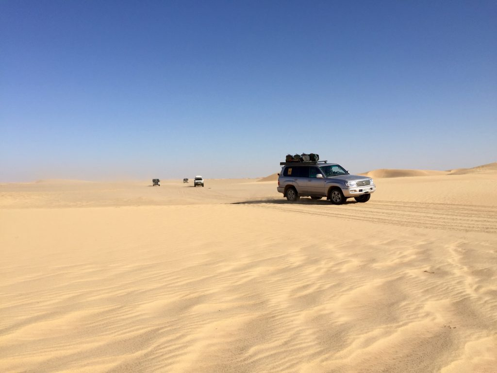 Desierto De Mauritania En 4x4 3