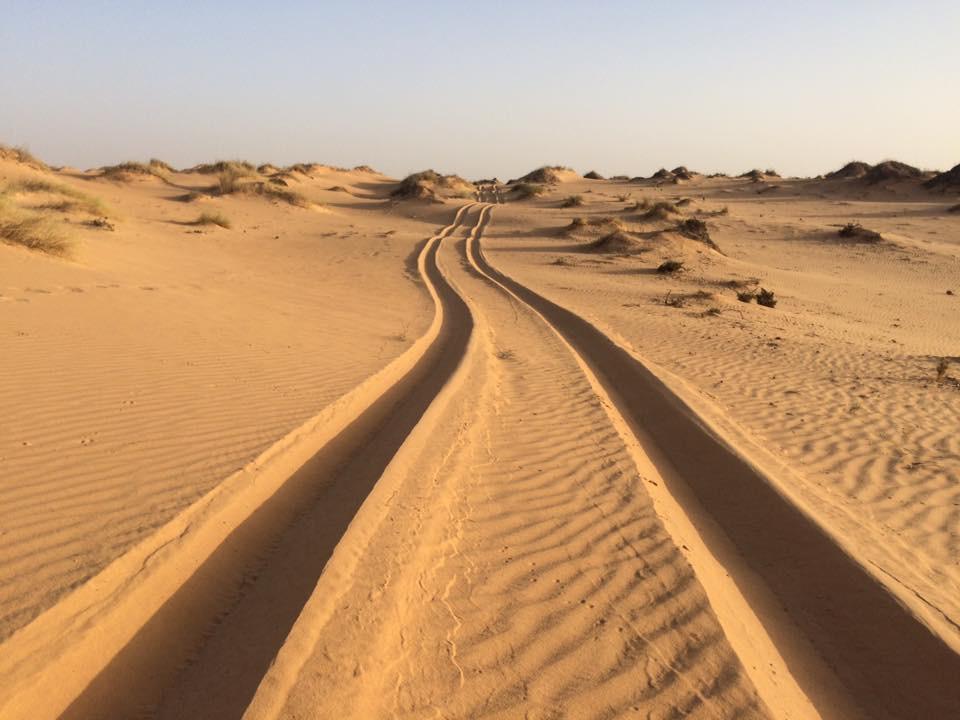 Desierto De Mauritania En 4x4 4
