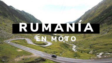 Rumanía En Moto