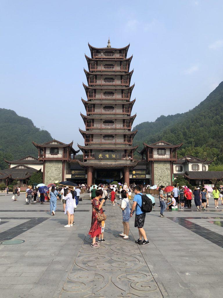 Montanas De Avatar Parque Nacional Wulingyuan Zhangjiajie China 1