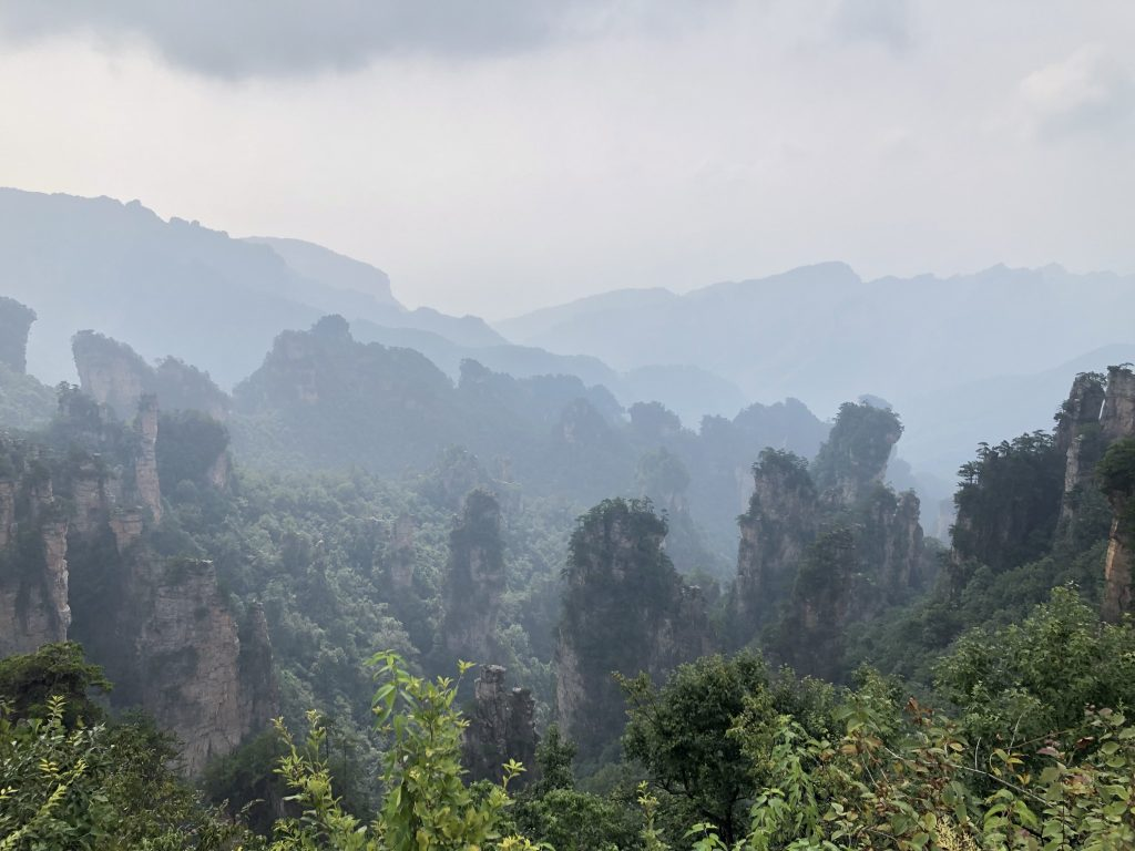 Montanas De Avatar Parque Nacional Wulingyuan Zhangjiajie China 3