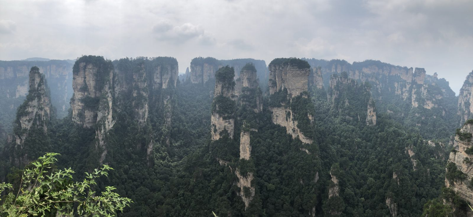 Montanasdeavatarparquenacionalwulingyuanzhangjiajiechina11