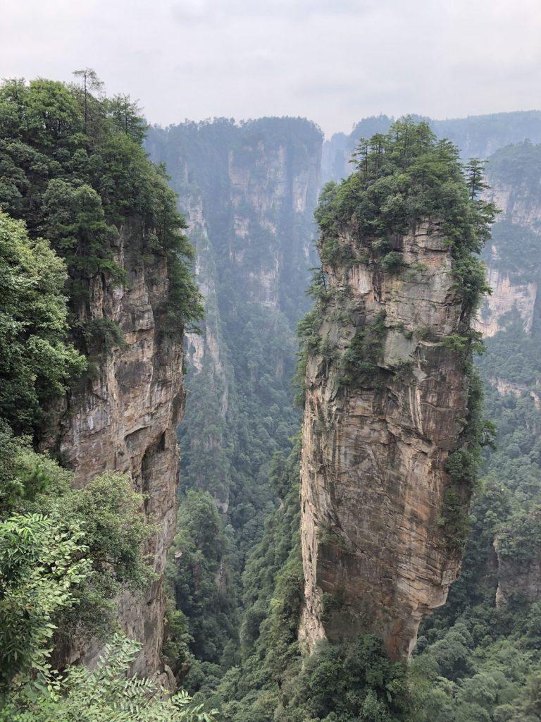 Montanasdeavatarparquenacionalwulingyuanzhangjiajiechina12