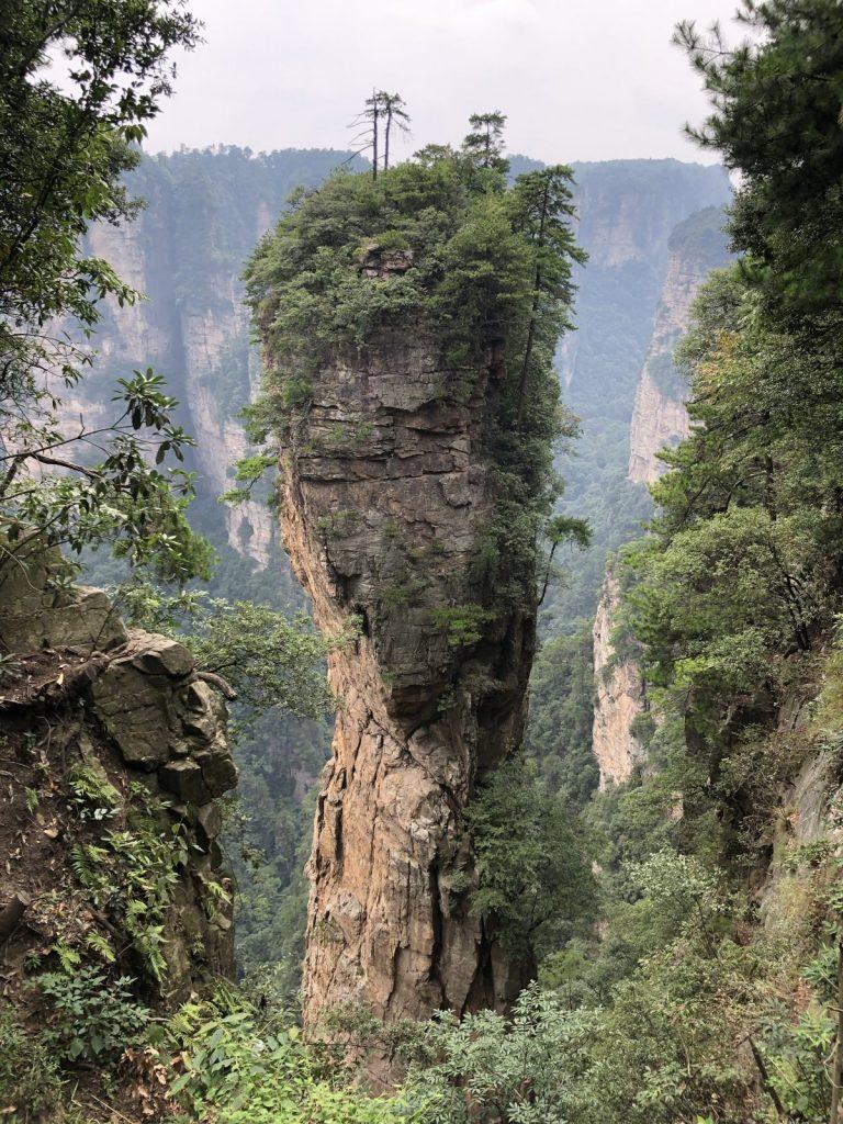 Montanasdeavatarparquenacionalwulingyuanzhangjiajiechina13