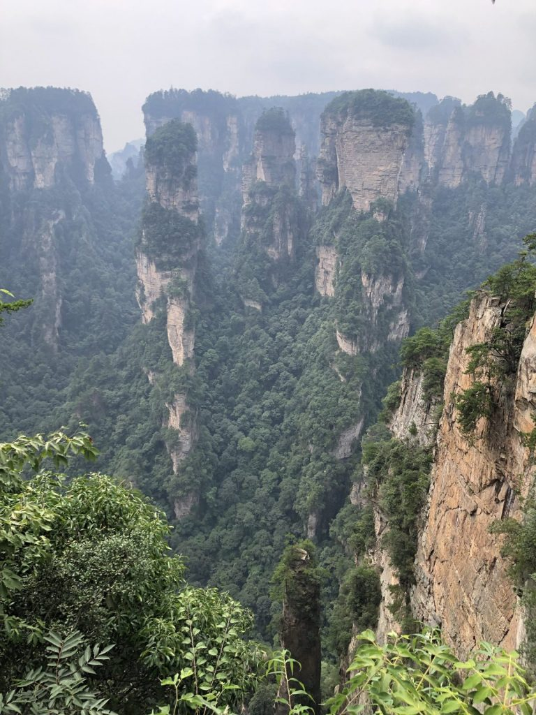 Montanasdeavatarparquenacionalwulingyuanzhangjiajiechina9