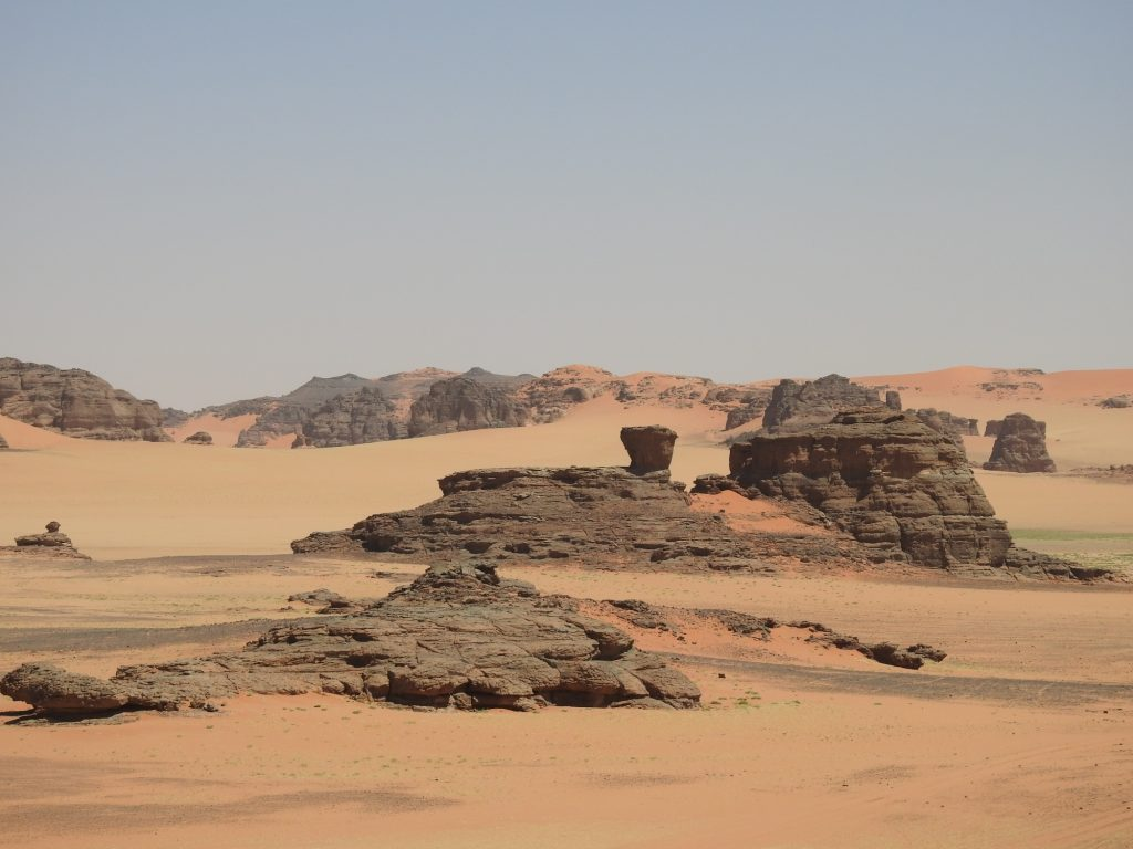 Viaje A Algeria En 4x4 0