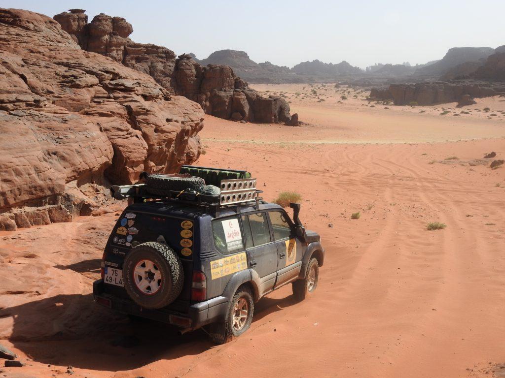 Viaje A Algeria En 4x4 00