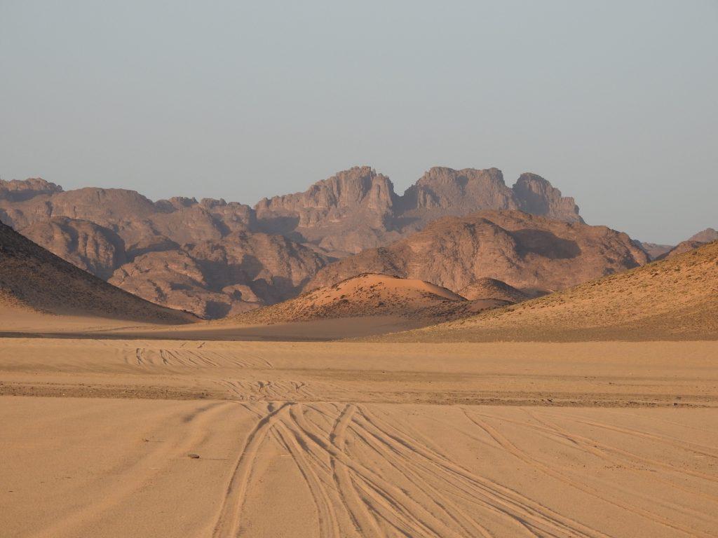 Viaje A Algeria En 4x4 1
