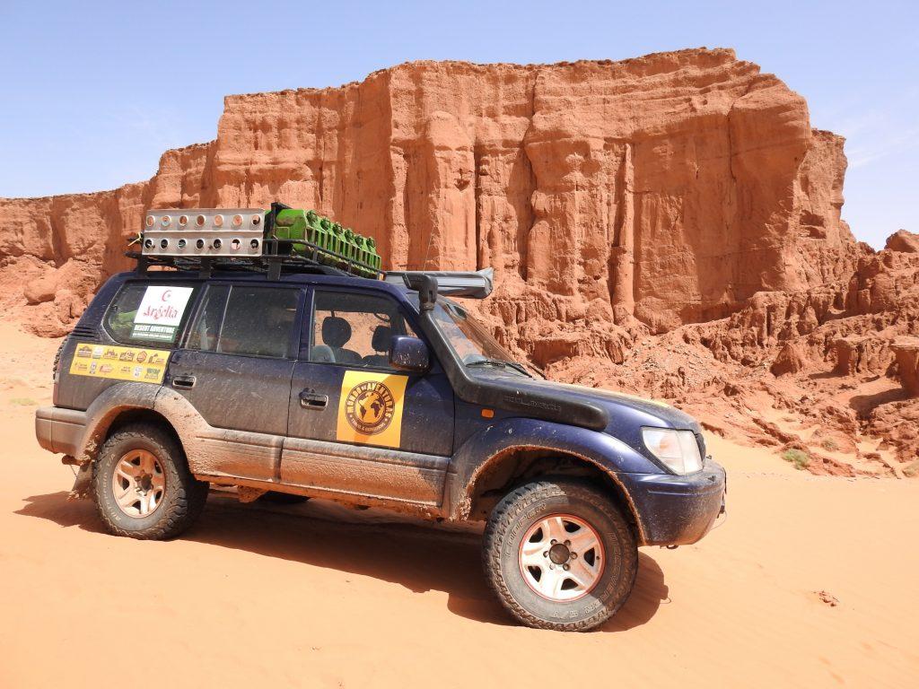 Viaje A Algeria En 4x4 3
