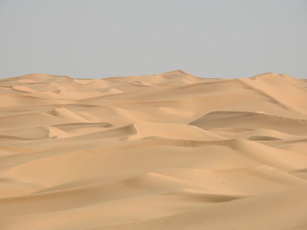 Viaje A Algeria En 4x4 4