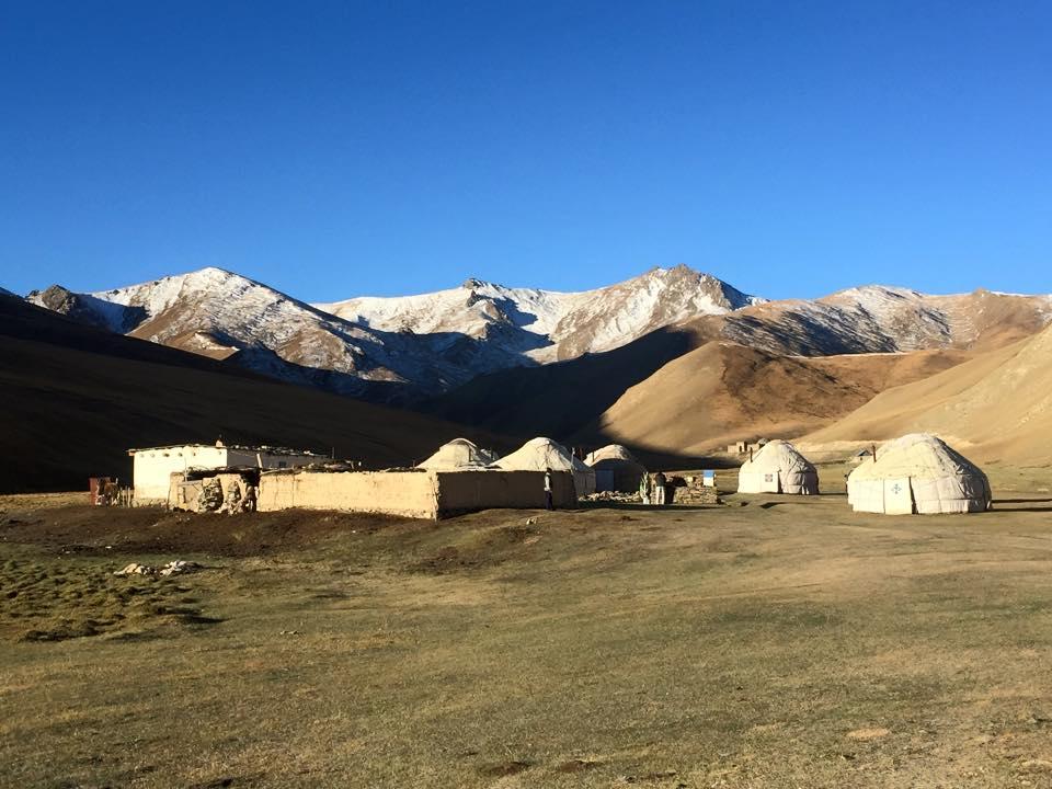 Viaje A Kirguistan En 4x4 Moto 006