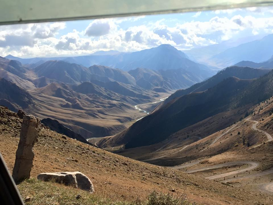 Viaje A Kirguistan En 4x4 Moto 010