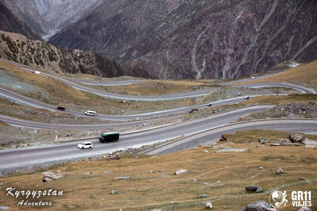 Viaje A Kirguistan En 4x4 Moto 012