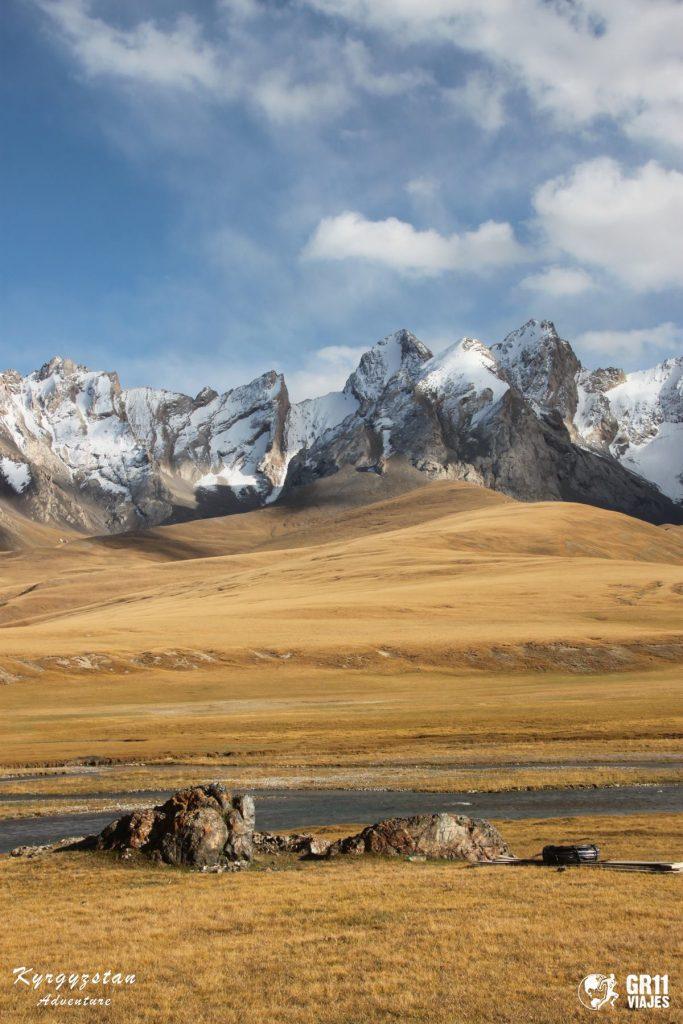 Viaje A Kirguistan En 4x4 Moto 020