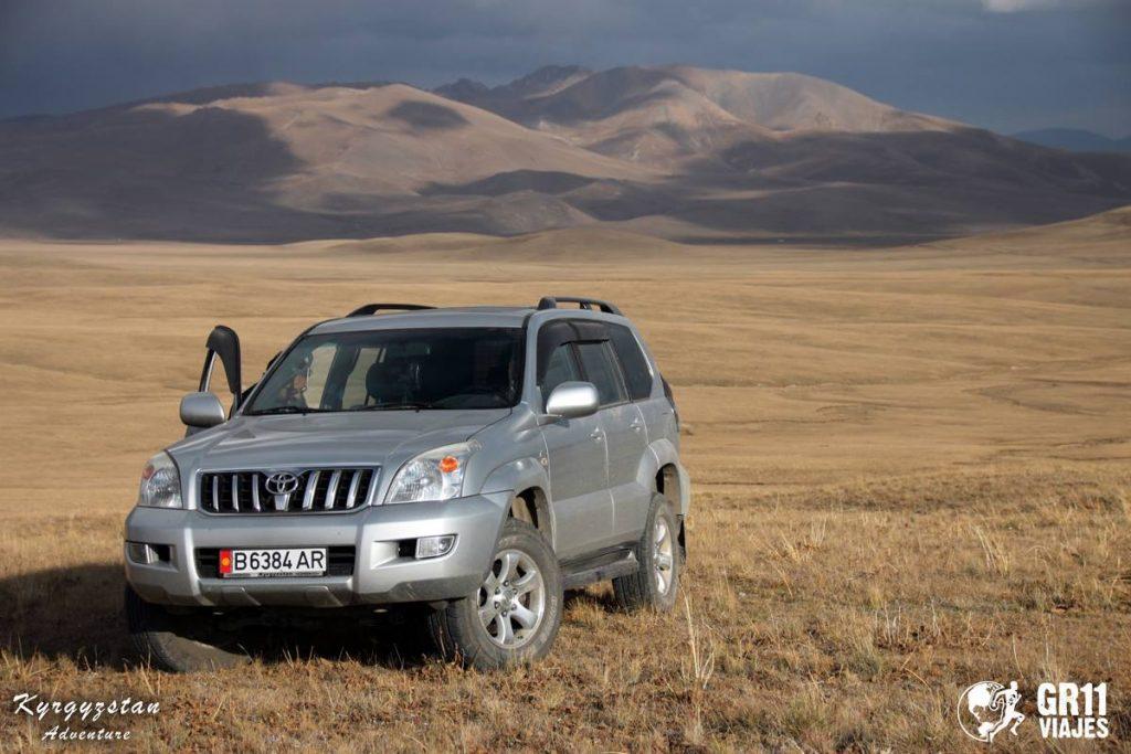 Viaje A Kirguistan En 4x4 Moto 023