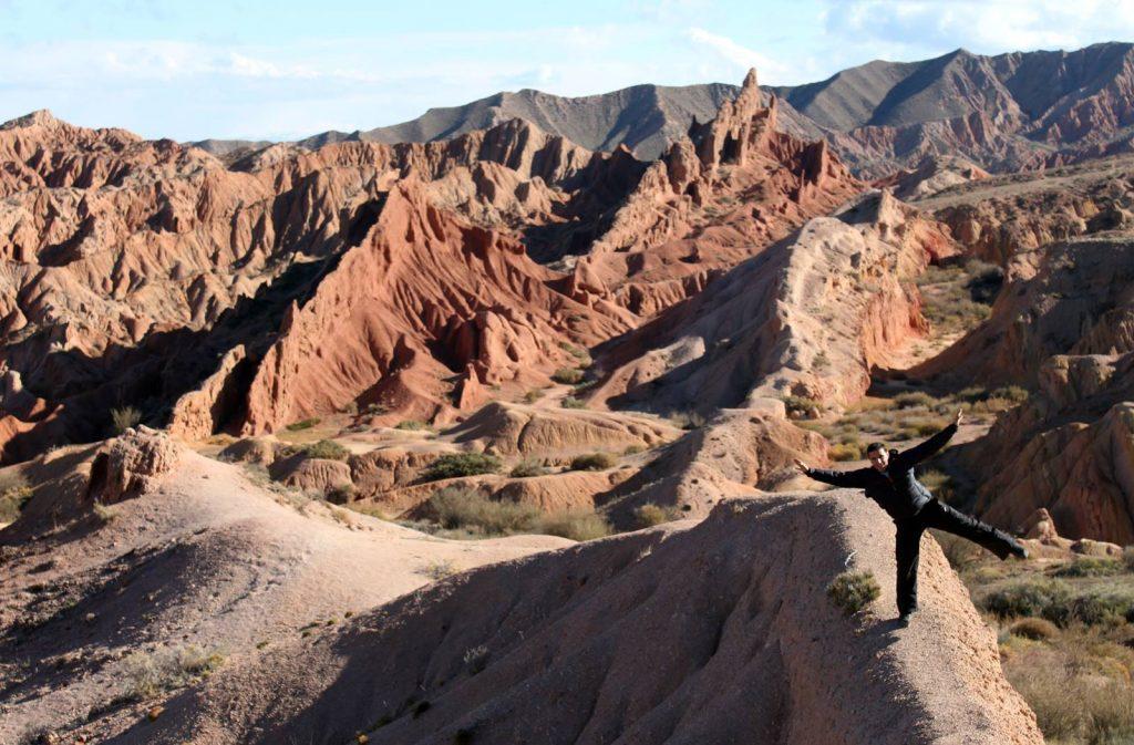 Viaje A Kirguistan En 4x4 Moto 024