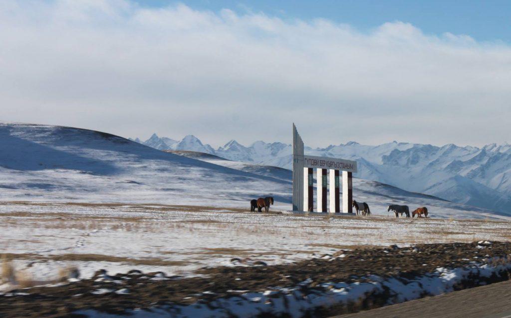 Viaje A Kirguistan En 4x4 Moto 029