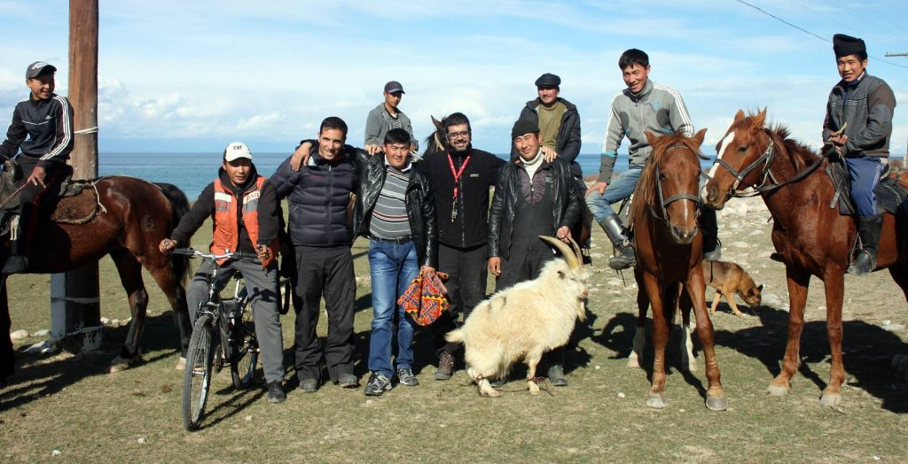 Viaje A Kirguistan En 4x4 Moto 031