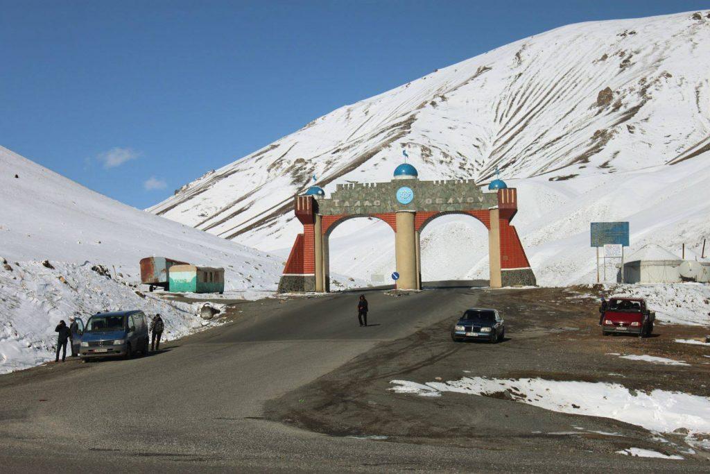 Viaje A Kirguistan En 4x4 Moto 032
