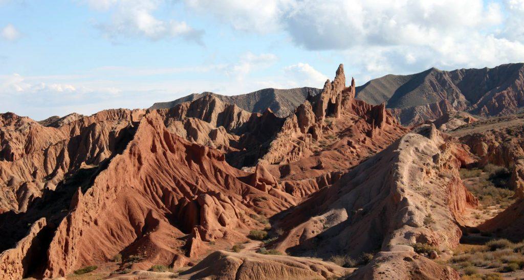Viaje A Kirguistan En 4x4 Moto 034