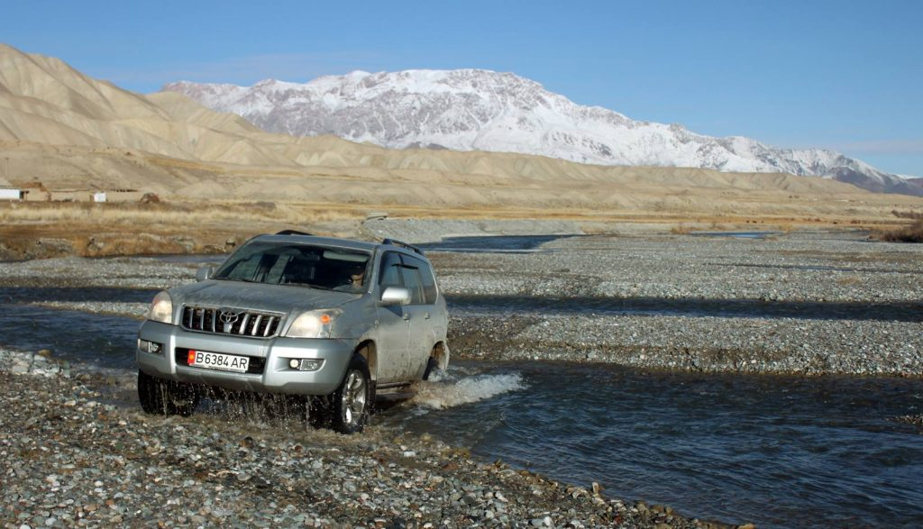 Viaje A Kirguistan En 4x4 Moto 035