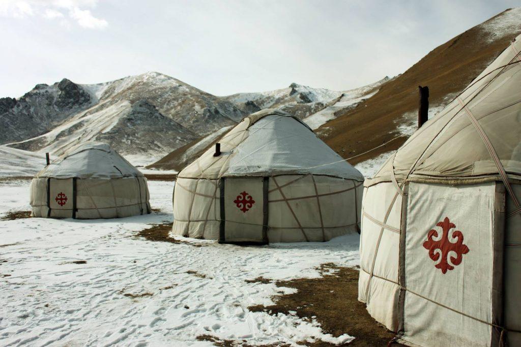 Viaje A Kirguistan En 4x4 Moto 036