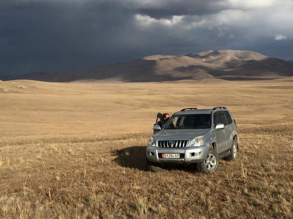 Viaje A Kirguistan En 4x4 Moto 045