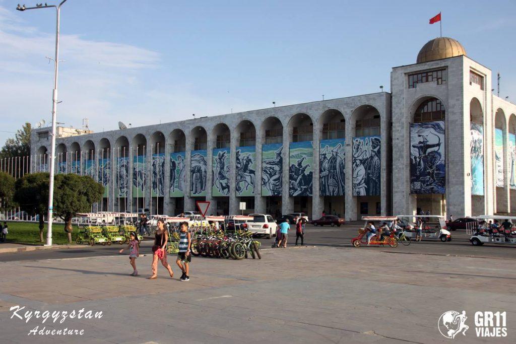 Viaje A Kirguistan En 4x4 Moto 051