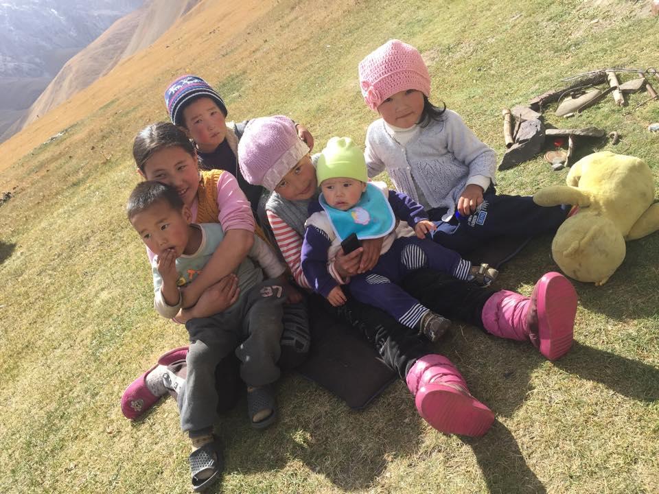 Viaje A Kirguistan En 4x4 Moto 055