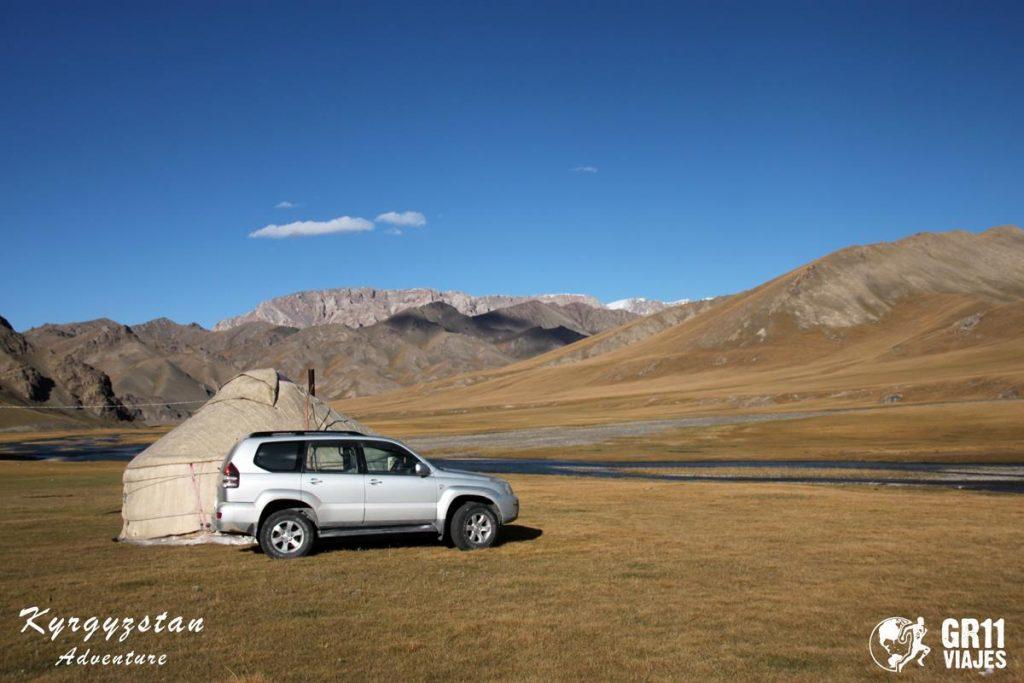 Viaje A Kirguistan En 4x4 Moto 056