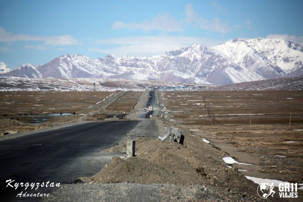 Viaje A Kirguistan En 4x4 Moto 058