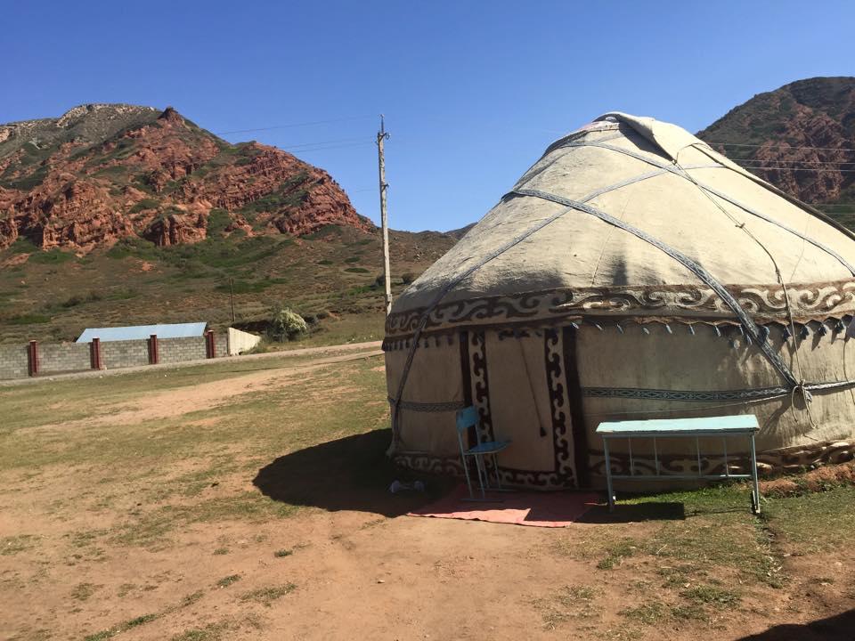 Viaje A Kirguistan En 4x4 Moto 061