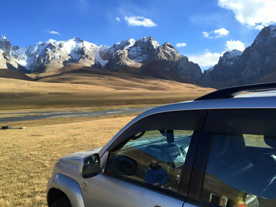 Viaje A Kirguistan En 4x4 Moto 066