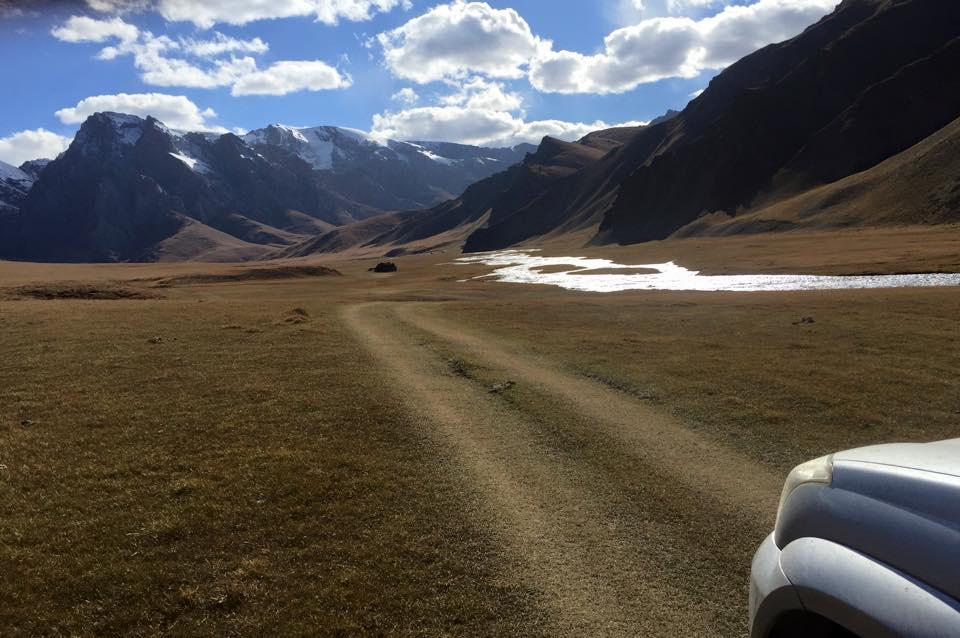 Viaje A Kirguistan En 4x4 Moto 070