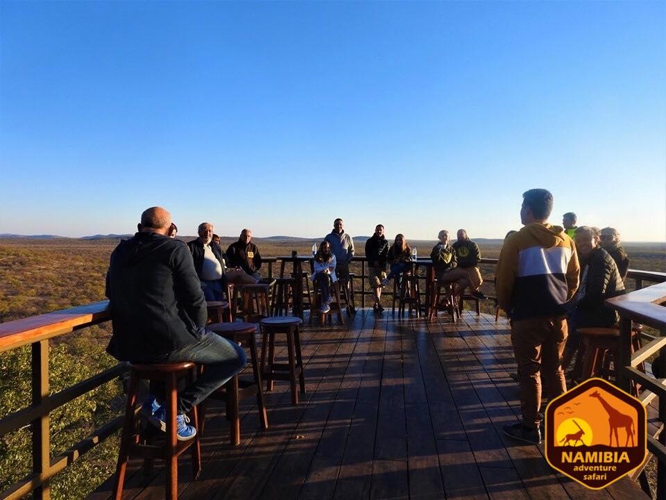 Viaje A Namibia En 4x4 16